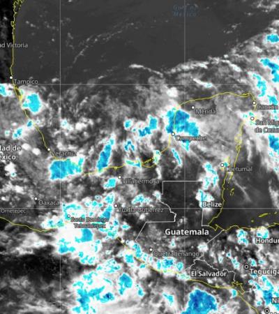 Amenaza ciclónica en el Golfo de México