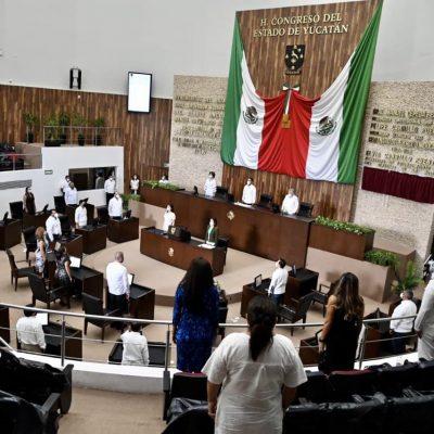 LXII Legislatura honra el patriotismo de la Armada de México